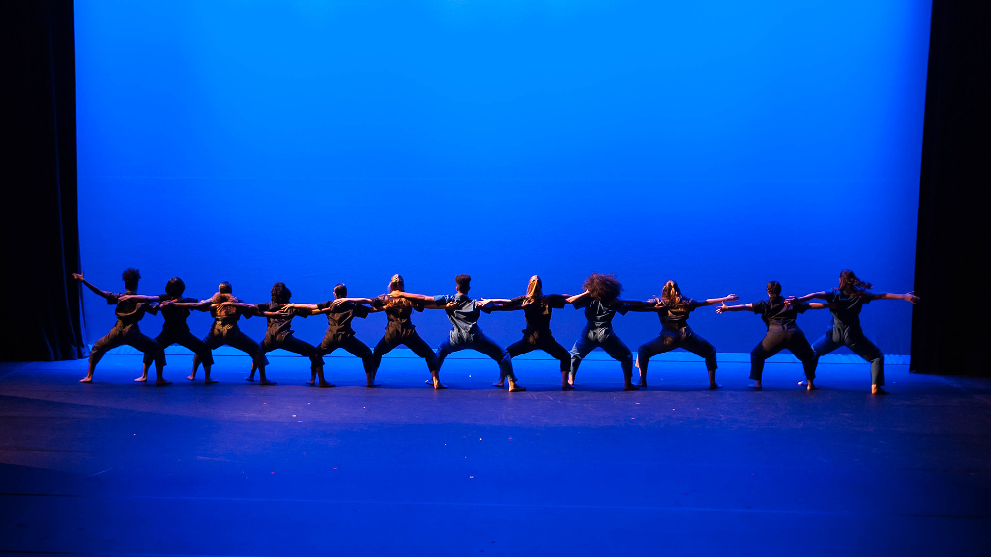 NC State Panoramic Dance Project Concert