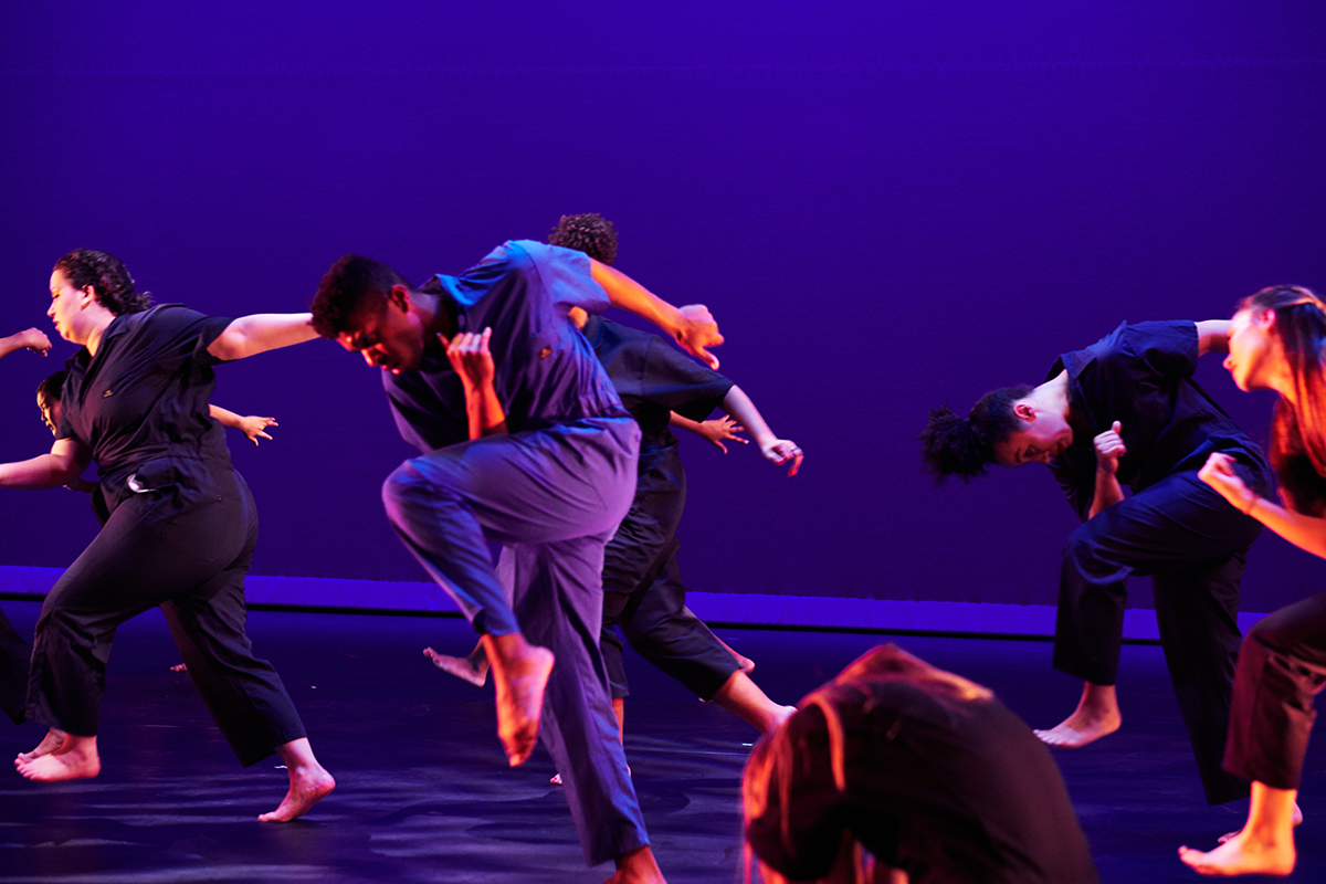 NC State Panoramic Dance Project 2018 Concert