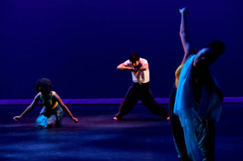 November 2019 Connecting Students and Engaging Communities at the Dance Program Fall Concert