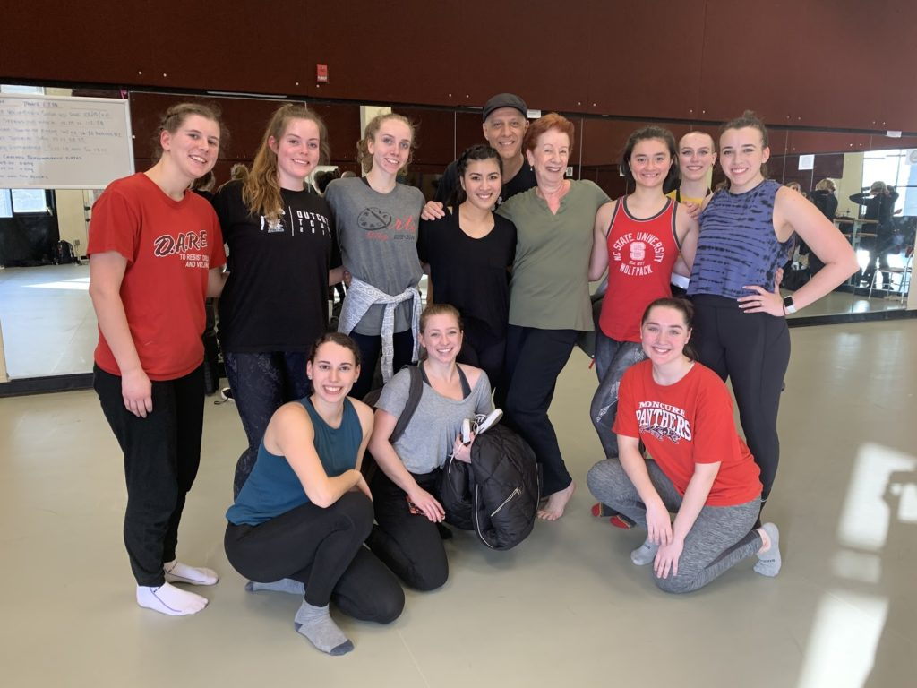 "State Dance Company Experiences ""Technology, Assessment, and Artistry"" at NCDEO Conference"